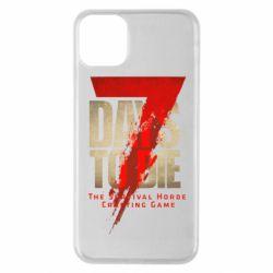 Чохол для iPhone 11 Pro Max 7 Days To Die