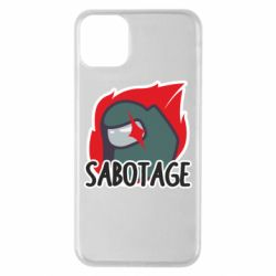 Чохол для iPhone 11 Pro Max Among Us Sabotage