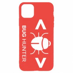 Чохол для iPhone 11 Pro Max Bug Hunter