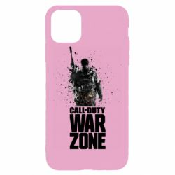 Чехол для iPhone 11 Pro Max COD Warzone Splash