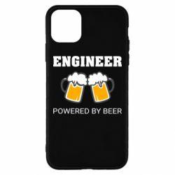 Чохол для iPhone 11 Pro Max Engineer Powered By Beer