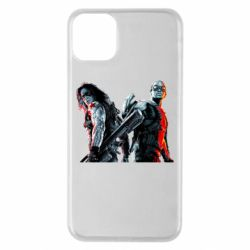 Чохол для iPhone 11 Pro Max Falcon and Winter Soldier