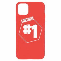 Чохол для iPhone 11 Pro Max Fortnight number 1