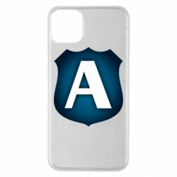 Чохол для iPhone 11 Pro Max Форум Антиколлектор Лого Минимал