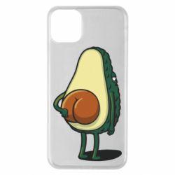 Чохол для iPhone 11 Pro Max Funny avocado