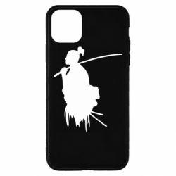 Чохол для iPhone 11 Pro Max Ghost Of Tsushima Silhouette