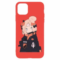 Чохол для iPhone 11 Pro Max Girl in a jacket