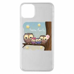 Чохол для iPhone 11 Pro Max Happy family