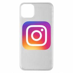 Чохол для iPhone 11 Pro Max Instagram Logo Gradient
