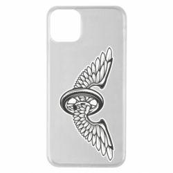 Чохол для iPhone 11 Pro Max Колесо та крила