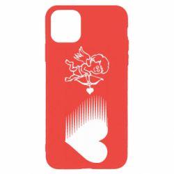 Чехол для iPhone 11 Pro Max Купидон