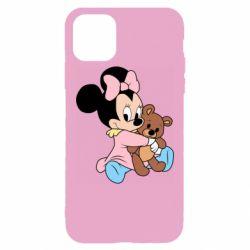 Чохол для iPhone 11 Pro Max Minnie And Bear