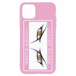 Чохол для iPhone 11 Pro Max Orochimaru's eyes