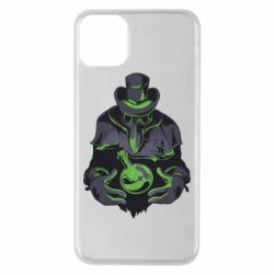 Чехол для iPhone 11 Pro Max Plague Doctor