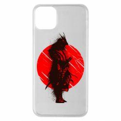 Чохол для iPhone 11 Pro Max Samurai spray