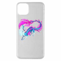 Чохол для iPhone 11 Pro Max Sisu Water Dragon