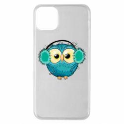 Чехол для iPhone 11 Pro Max Winter owl