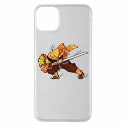 Чохол для iPhone 11 Pro Max Zenitsu Demon Slayer