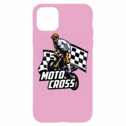 Чехол для iPhone 11 Pro Motocross