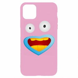 Чохол для iPhone 11 Pro Mouth And Eyes