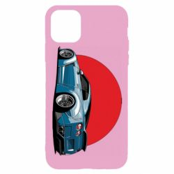 Чехол для iPhone 11 Pro Nissan GR-R Japan