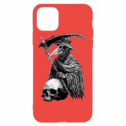 Чехол для iPhone 11 Pro Plague Doctor graphic arts