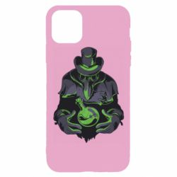 Чехол для iPhone 11 Pro Plague Doctor
