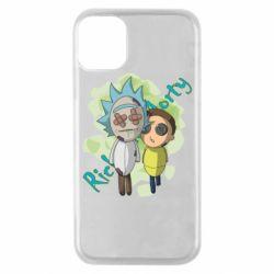 Чохол для iPhone 11 Pro Rick and Morty voodoo doll