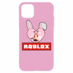 Чехол для iPhone 11 Pro Roblox Bunny Girl Skin