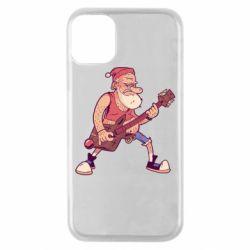Чохол для iPhone 11 Pro Rock'n'roll Santa
