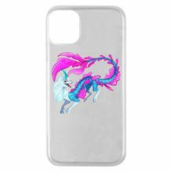Чохол для iPhone 11 Pro Sisu Water Dragon