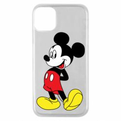 Чехол для iPhone 11 Pro Smiling Mickey