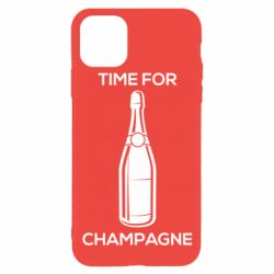 Чохол для iPhone 11 Pro Time for champagne
