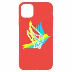 Чохол для iPhone 11 Pro Україна Ластівка