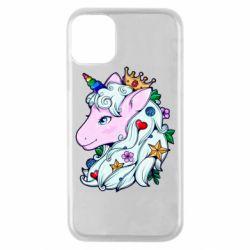Чохол для iPhone 11 Pro Unicorn Princess