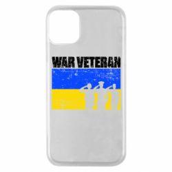 Чохол для iPhone 11 Pro War veteran