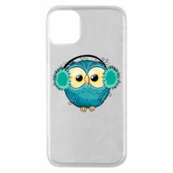 Чехол для iPhone 11 Pro Winter owl