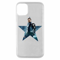 Чохол для iPhone 11 Pro Winter Soldier Star