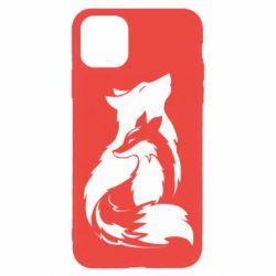 Чехол для iPhone 11 Pro Wolf And Fox