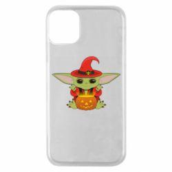 Чохол для iPhone 11 Pro Yoda conjures