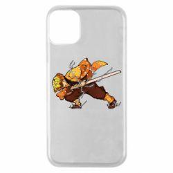 Чохол для iPhone 11 Pro Zenitsu Demon Slayer