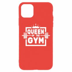 Чохол для iPhone 11 Queen Of The Gym