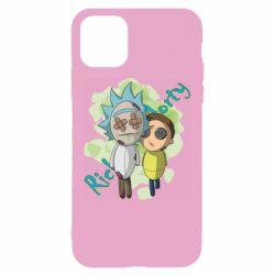 Чохол для iPhone 11 Rick and Morty voodoo doll
