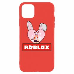 Чехол для iPhone 11 Roblox Bunny Girl Skin