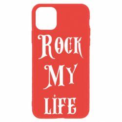 Чехол для iPhone 11 Rock my life