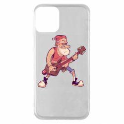 Чохол для iPhone 11 Rock'n'roll Santa