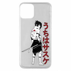 Чохол для iPhone 11 Sasuke Art