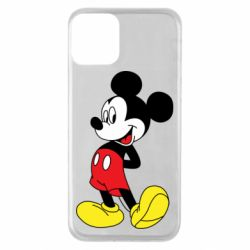 Чехол для iPhone 11 Smiling Mickey