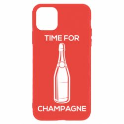 Чохол для iPhone 11 Time for champagne