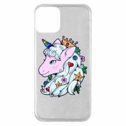 Чохол для iPhone 11 Unicorn Princess
